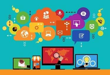تبلیغات شبکه های اجتماعی و مزایای آن